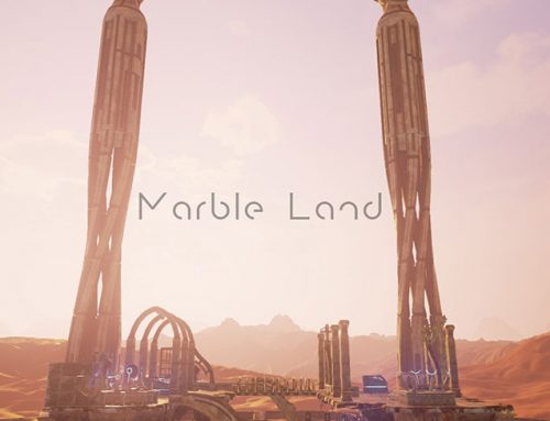 Marble Land – the first VR project incubated by Carbon