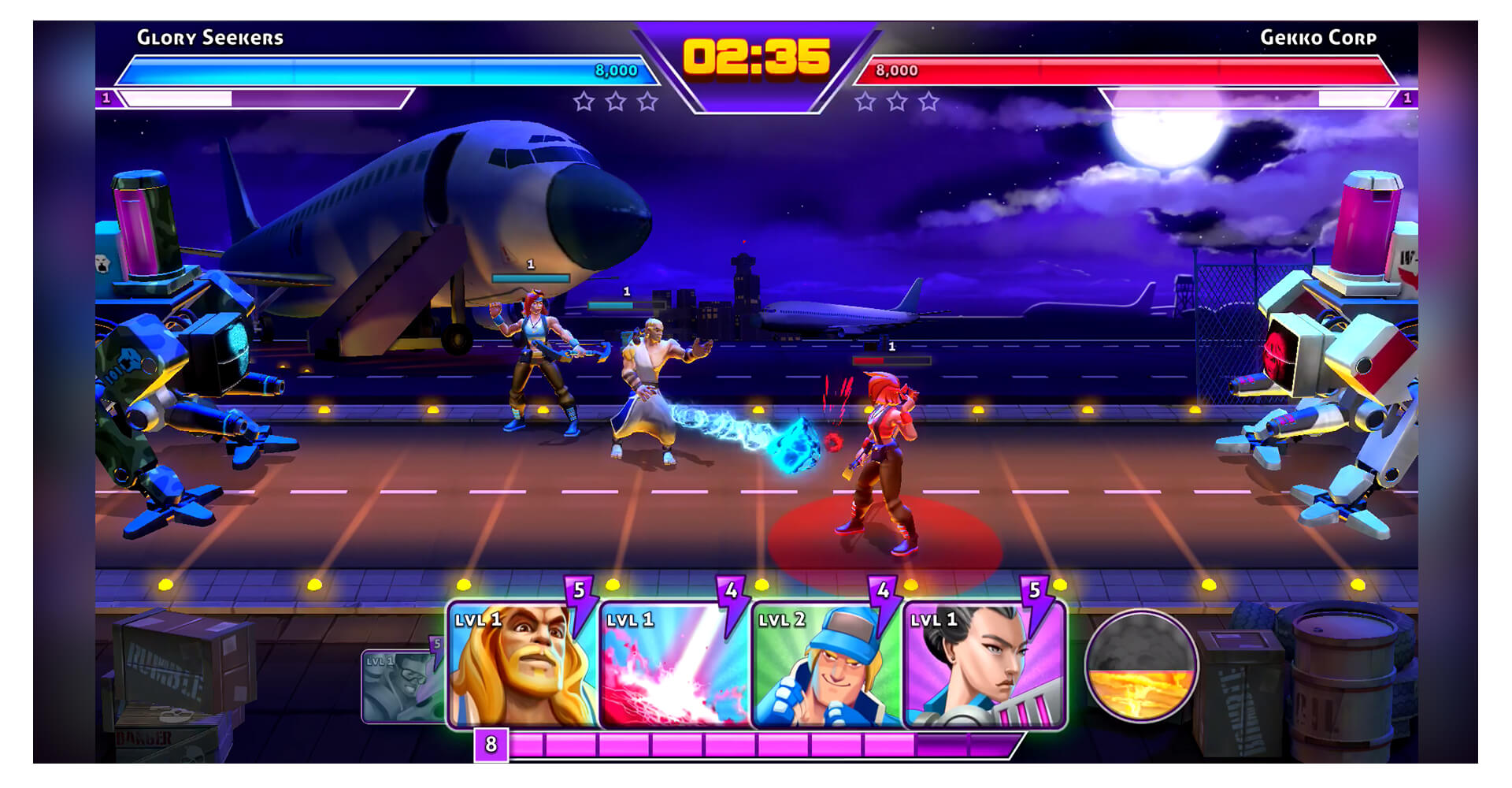 Rumble League Arena 2 Screenshot