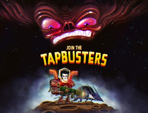 Metagame Studio partners with Carbon for the upcoming mobile tapper – Tap Busters